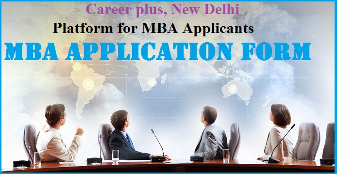 Discounted MBA Application Form