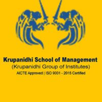 Krupanidhi school of business application form